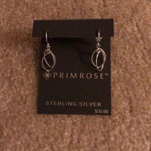 New Sterling Silver Earrings